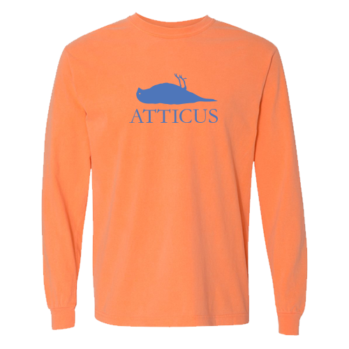 ATTICUS Dead Bird Long Sleeve T-Shirt (Melon)