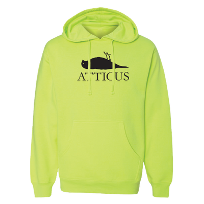 ATTICUS Dead Bird Hoodie (Safety Yellow)