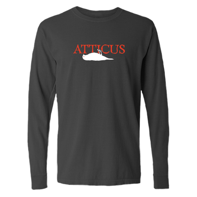 ATTICUS Dead Bird 10 Year Long Sleeve T-Shirt (Black)