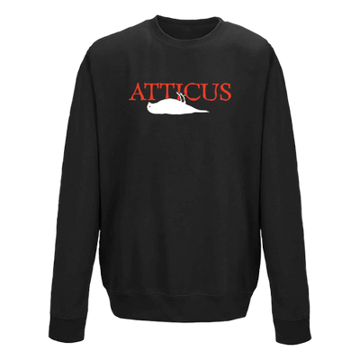 ATTICUS Dead Bird 10 Year Crew Fleece (Black)