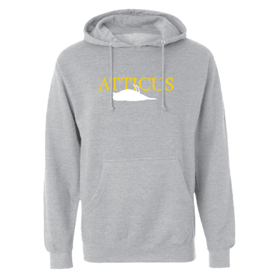 ATTICUS Dead Bird 10 Year Hoodie (Heather Grey)