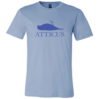 ATTICUS Dead Bird T-Shirt (Baby Blue)