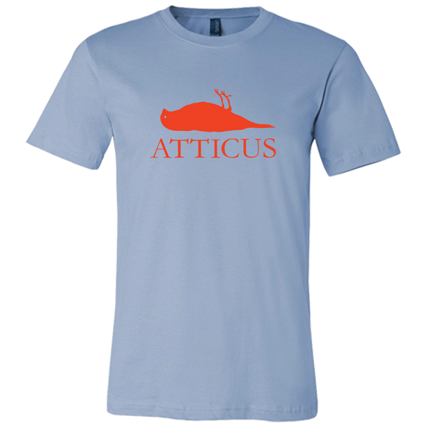 ATTICUS Dead Bird T-Shirt (Baby Blue 2)