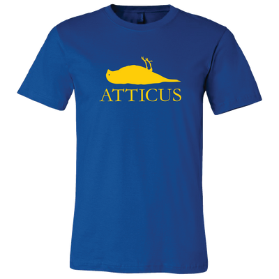 ATTICUS Dead Bird T-Shirt (Royal Blue)