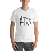 ATCS. Sketch T Shirt (Black Print)