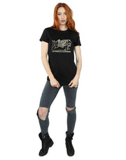 ATTICUS Biker Girl T Shirt (Black)
