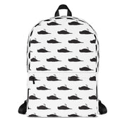 All Over Bird Print Backpack