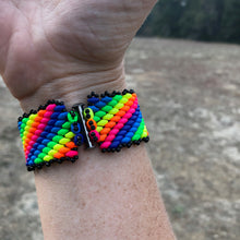 Load image into Gallery viewer, Electric Rainbow Bracelet
