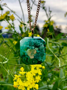 Nebula Necklace-Earth