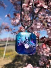 Load image into Gallery viewer, Nebula Necklace-Night Sky
