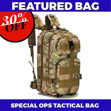 Load image into Gallery viewer, SPECIAL OPS Tactical Backpack