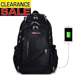CAMBRIDGE USB Backpack