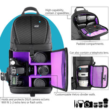 Load image into Gallery viewer, APERTURE Pro Camera Backpack