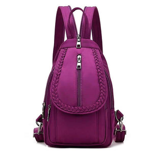 DAINTY Nylon Mini Backpack