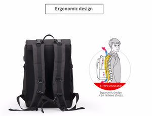 Duo-Sports USB Backpack