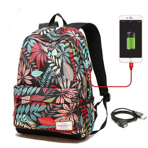 Jungle Usb Charging Laptop