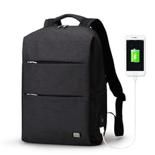 Load image into Gallery viewer, Stealth USB Laptop Backpack