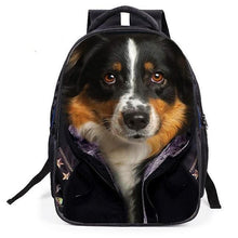 Load image into Gallery viewer, ANIMALS Elementary School Backpack