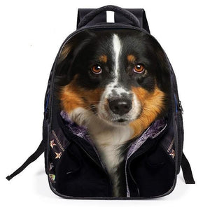 ANIMALS Elementary School Backpack
