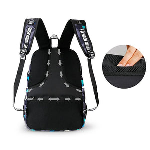 RIVAL USB Backpack