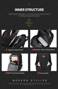 USB Multifunction Backpack