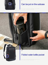 Load image into Gallery viewer, GLOBAL Travel USB Backpack