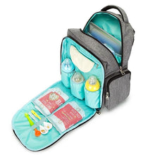 Load image into Gallery viewer, SMART MOM Baby Diaper Backpack