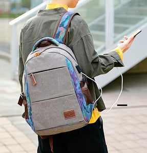 AVATAR College USB Backpack