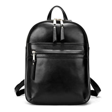 Load image into Gallery viewer, MAYFAIR Genuine Leather Backpack