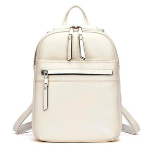 MAYFAIR Genuine Leather Backpack