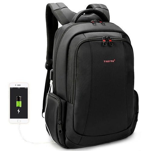 EXPLORER Laptop USB Backpack