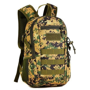 ASSAULT 12L Military Tactical Backpack - Vital Backpacks