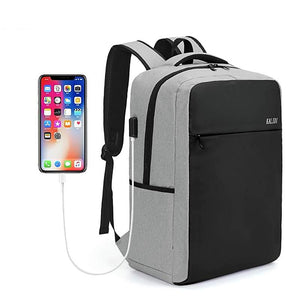 GREENWICH Laptop USB Backpack