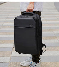 Load image into Gallery viewer, GREENWICH Laptop USB Backpack
