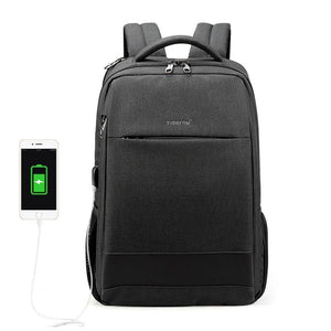 Waterproof USB Laptop Backpack