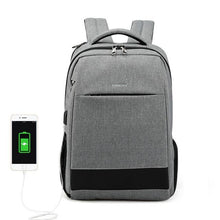 Load image into Gallery viewer, Waterproof USB Laptop Backpack