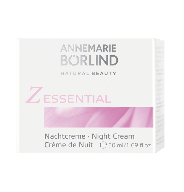 ANNEMARIE BÖRLIND - Z ESSENTIAL - Nachtcreme 50ml
