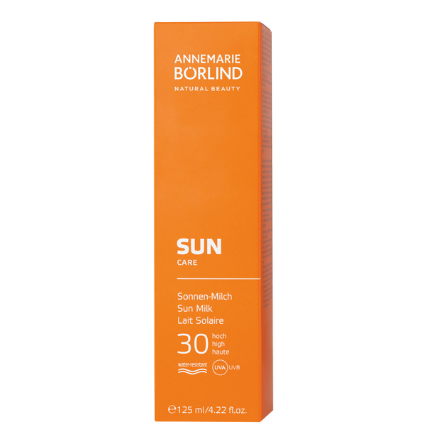 ANNEMARIE BÖRLIND - SUN - Sonnen-Fluid LSF 30 125ml