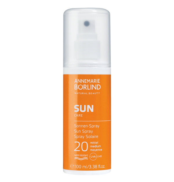 ANNEMARIE BÖRLIND - SUN - Sonnen-Spray LSF 20 100ml