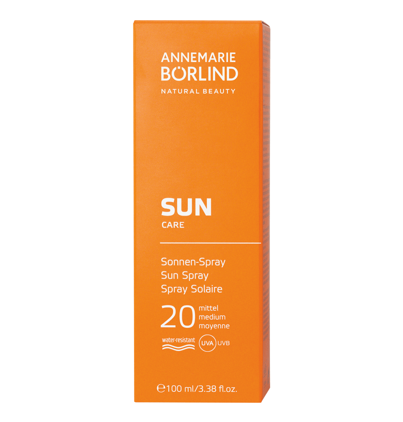 ANNEMARIE BÖRLIND - SUN - Sonnen-Spray LSF 20 100ml - im Hedo Beauty günstig kaufen