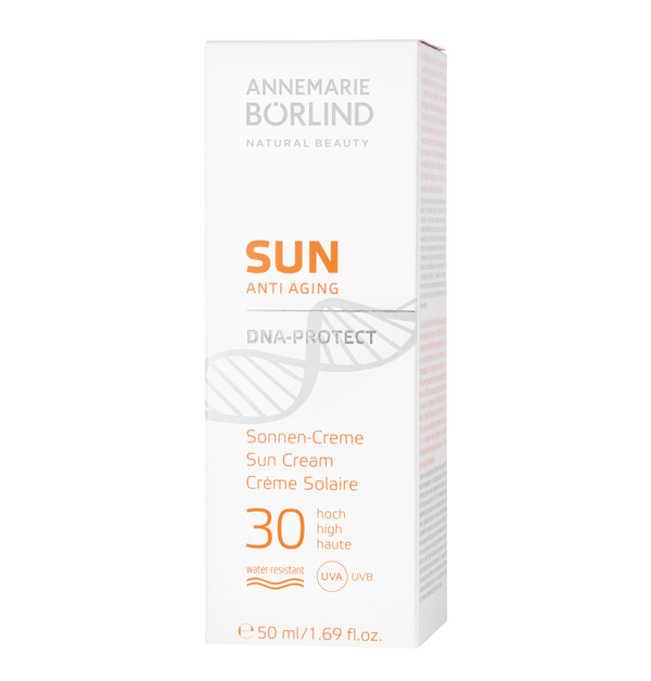 ANNEMARIE BÖRLIND - SUN - Sonnen-Creme DNA-Protect LSF 30 50ml