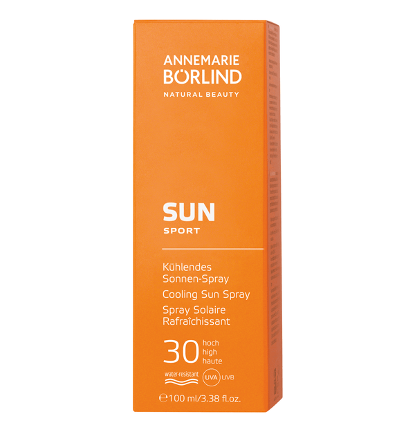 ANNEMARIE BÖRLIND - SUN - Kühlendes Sonnen-Spray LSF 30 100ml