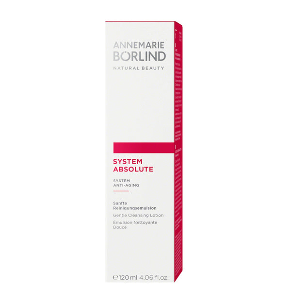 ANNEMARIE BÖRLIND - SYSTEM ABSOLUTE - Sanfte Reinigungsemulsion 120ml