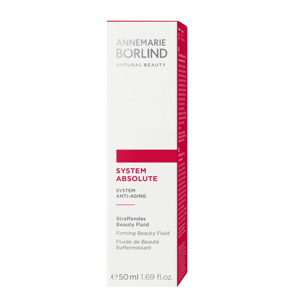 ANNEMARIE BÖRLIND - SYSTEM ABSOLUTE -  Straffendes Beauty Fluid 50ml