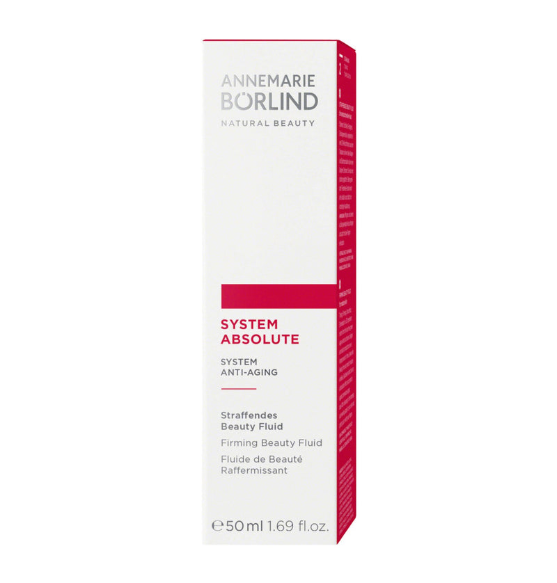 ANNEMARIE BÖRLIND - SYSTEM ABSOLUTE -  Straffendes Beauty Fluid 50ml - im Hedo Beauty günstig kaufen
