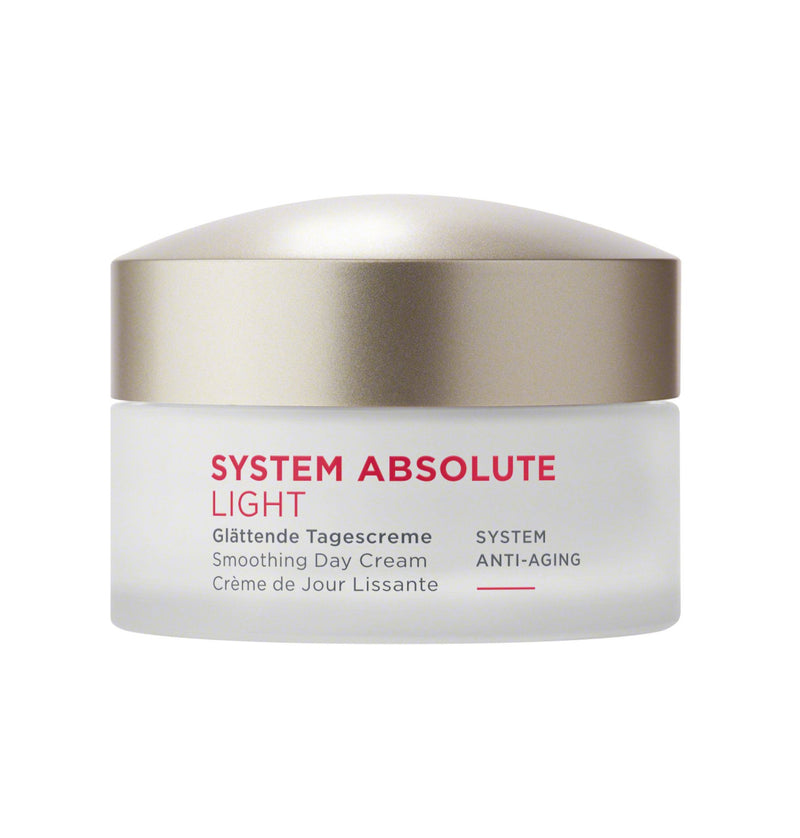 ANNEMARIE BÖRLIND - SYSTEM ABSOLUTE - Glättende Tagescreme light 50ml - im Hedo Beauty günstig kaufen