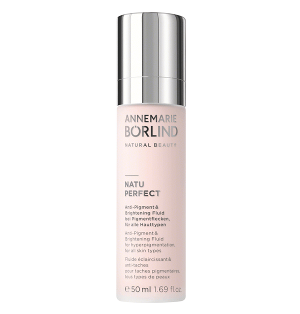 ANNEMARIE BÖRLIND - NATUPERFECT - Anti-Pigment & Brightening Fluid 50ml