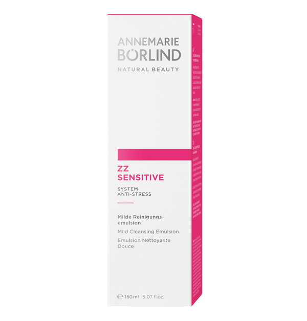 ANNEMARIE BÖRLIND - ZZ SENSITIVE - Milde Reinigungsemulsion 150ml