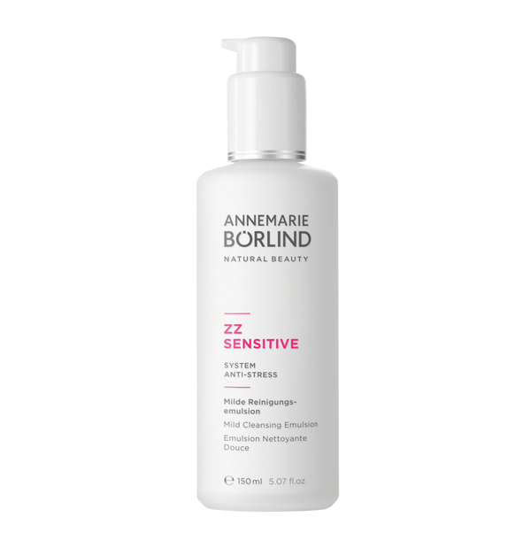 ANNEMARIE BÖRLIND - ZZ SENSITIVE - Milde Reinigungsemulsion 150ml - im Hedo Beauty günstig kaufen