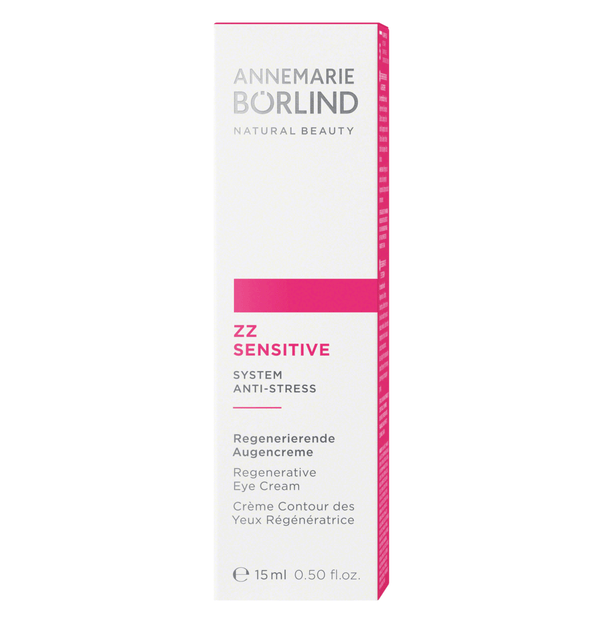 ANNEMARIE BÖRLIND - ZZ SENSITIVE - Regenerierende Augencreme 15ml